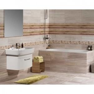 Плитка для ванной Cersanit Alba