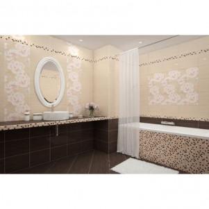 Плитка для ванной Cersanit Flora