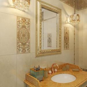 Плитка для ванной Gracia ceramica Triumph