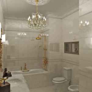 Плитка для ванной Gracia Ceramica Glance