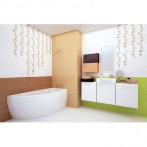 Плитка для ванной Cersanit Mono