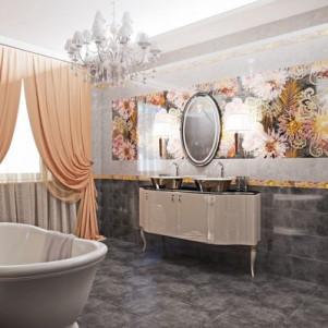 Плитка для ванной Gracia Ceramica Princess