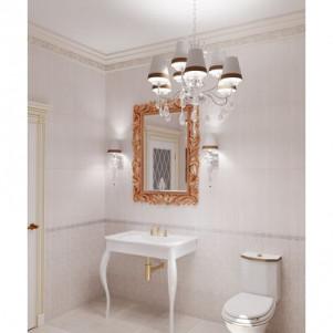 Плитка для ванной Gracia ceramica Vivien
