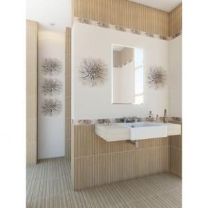 Плитка для ванной Golden Tile Zebrano