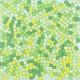 Мозаика стеклянная LSK (BLS) 222
