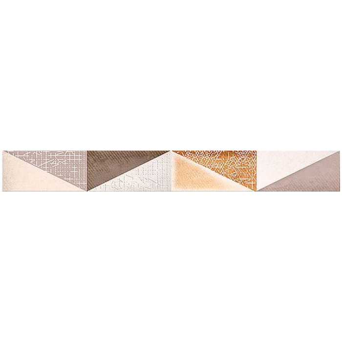 Бордюр AZORI Eclipse Ochra Mix 505х62