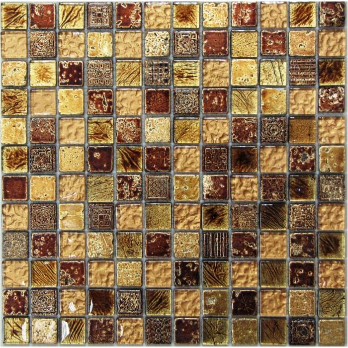 Стеклянная мозаика Antik-2 300х300