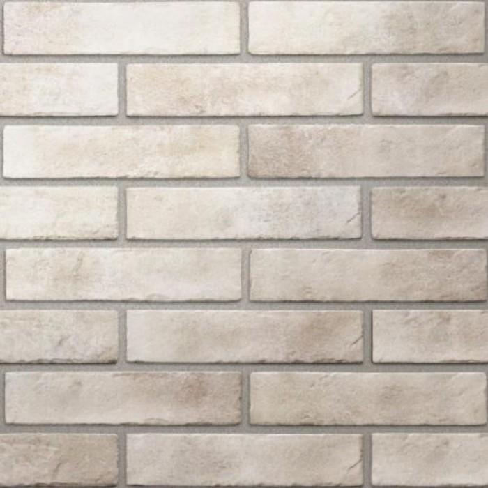 Плитка настенная GOLDEN TILE Brickstyle 250х60 OXFORD кремовый 15Г020