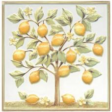 Декор KERAMA MARAZZI Капри 200х200 Лимонное дерево TLA001