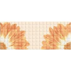 Плитка настенная AZORI Mariscos 505x201 Mosaic Floris Mocca