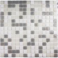 Стеклянная мозаика Aqua 400 на бумаге 327х327