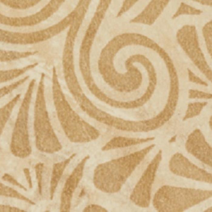 Декор COLISEUMGRES Сардиния Загара белый 72х72