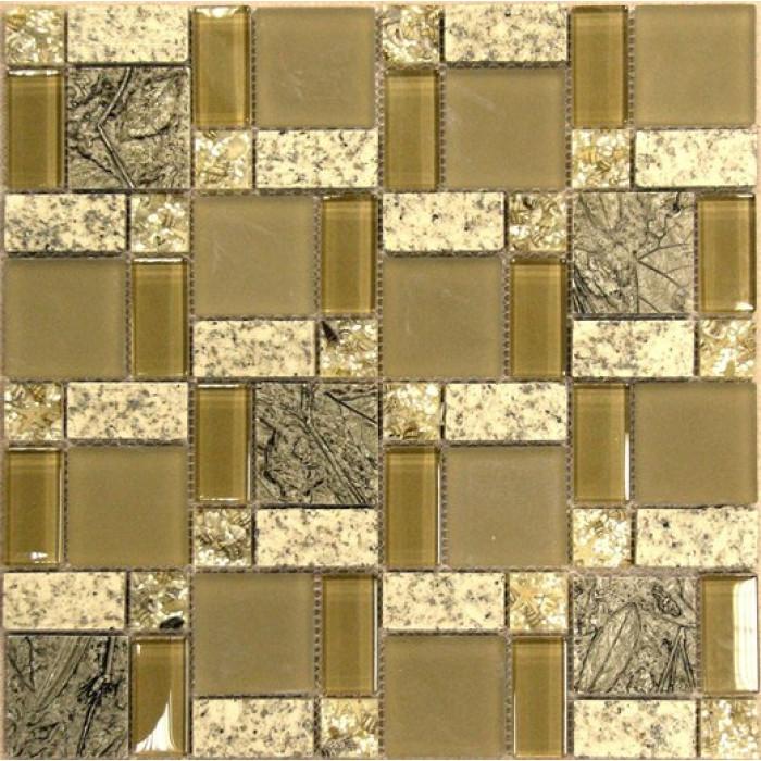 Стеклянная мозаика Liberty-1 300х300