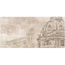 Плитка керамическая GOLDEN TILE Savoy Coliseum 600x300 декор 401321