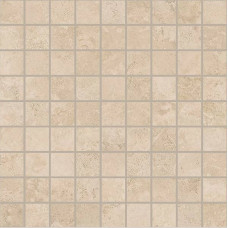 Керамогранит COLISEUMGRES Сиена декор мозаика бежевый 300х300