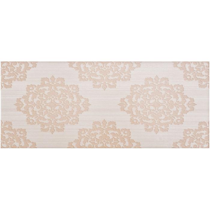 Плитка настенная GRACIA CERAMICA Fabric beige wall 03 600х250