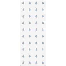 Декор AZORI Chateau Blue Lis 505х201
