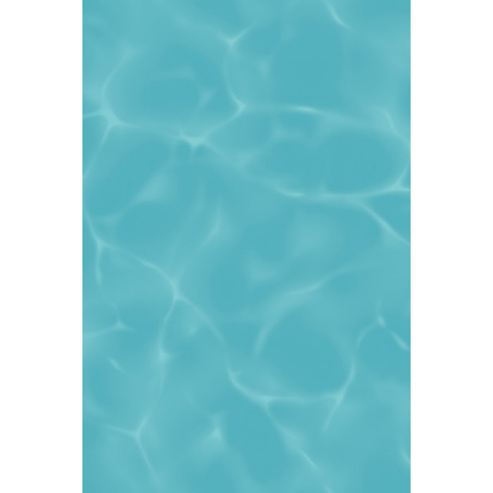 Плитка настенная GOLDEN TILE Aquarium 200x300 бирюзовый М86061