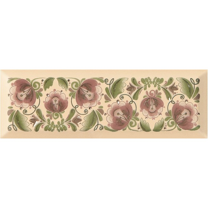 Декор Gracia Ceramica Metro Gzhel decor 04 100х300
