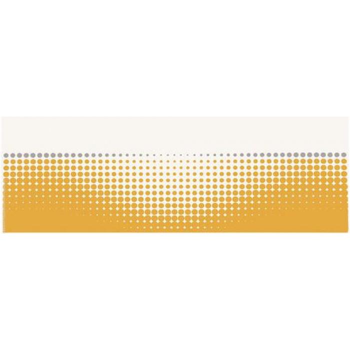 Декор PARADYZ Midian 600x200 giallo Punto