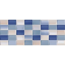 Плитка настенная KERLIFE Elissa Blue Mosaico 505х201