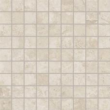 Керамогранит COLISEUMGRES Сиена декор мозаика белый 300х300