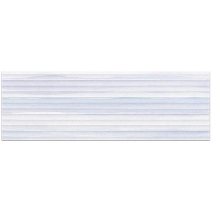 Плитка настенная MEI Elegant Stripes 750x250 blue structure O-ELS-WTU042