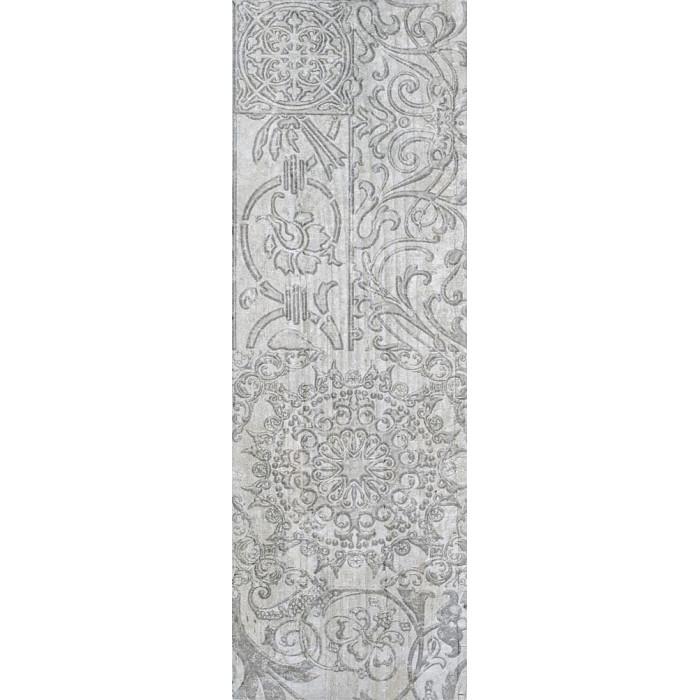 Керамогранит Lasselsberger Ceramics Рустик Sand декор серый 199х603 3606-0027