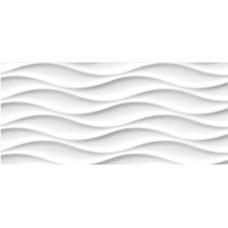 Плитка настенная CERSANIT Wave 440х200 белый WAG051