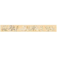 Бордюр KERLIFE Elissa Flore Sabbia 505х62 Керамическая плитка Kerlife