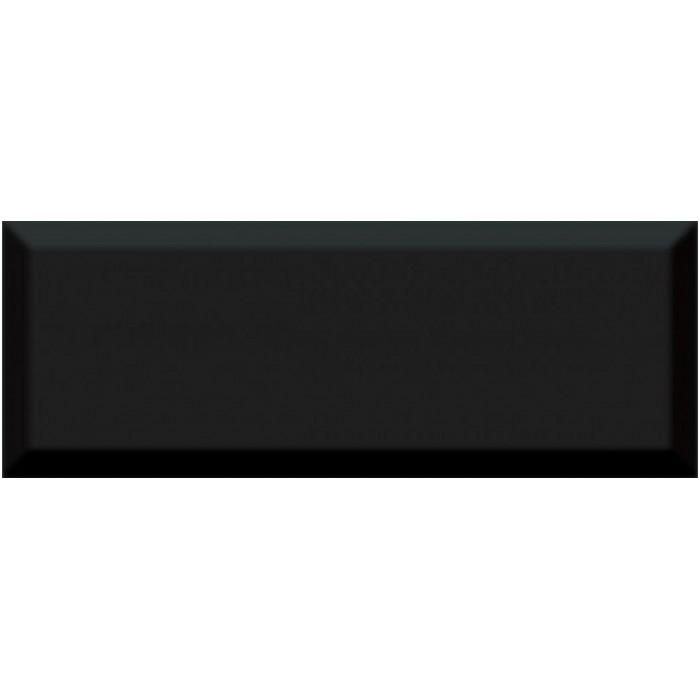 Плитка настенная KERAMA MARAZZI Вилланелла 400x150 черный грань 15076