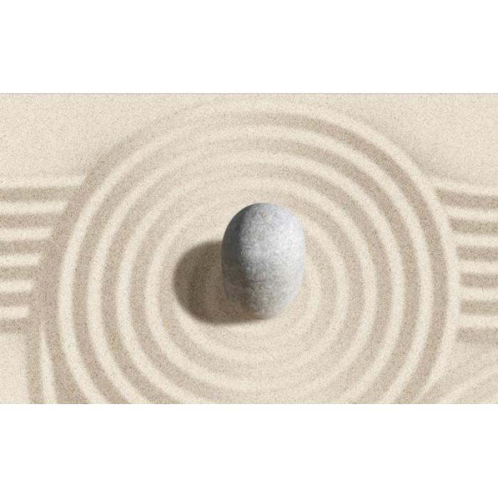 Декор GOLDEN TILE Summer Stone Wave 400x250 1 В41411