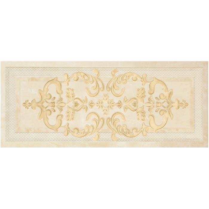 Плитка настенная GRACIA CERAMICA Palladio beige decor 01 600х250