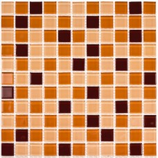 Стеклянная мозаика Coffe Mix