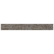 Бордюр PARADYZ Antonella 600x70 brown listwa
