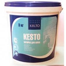 Затирка Kesto №10 белая, 1 кг