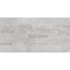 Керамический гранит GOLDEN TILE Kendal 607x307 декор grey У12649