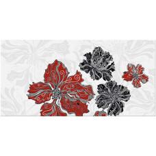 Декор AZORI Валькирия Цветы 2 405x201