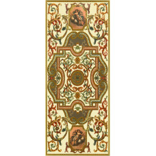 Декор GRACIA CERAMICA Triumph beige decor 01 600х250
