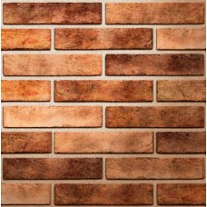 Плитка настенная GOLDEN TILE Seven Tones 250x60 оранжевый 34Р020