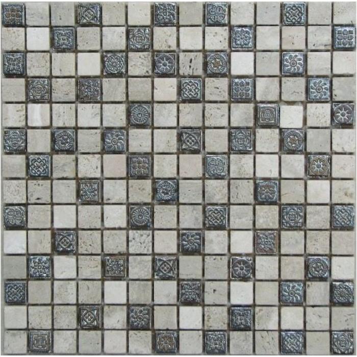 Мозаика из натурального камня Milan-1 305х305