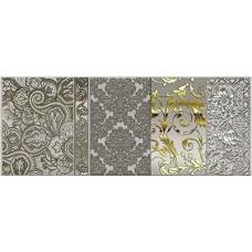 Декор KERLIFE Diana Grigio 1 505х201 Керамическая плитка Diana