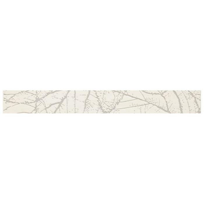 Бордюр PARADYZ Antonella 600x70 bianco listwa