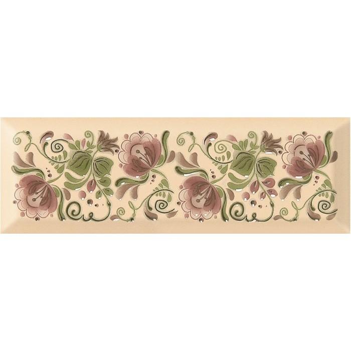 Декор Gracia Ceramica Metro Gzhel decor 05 100х300
