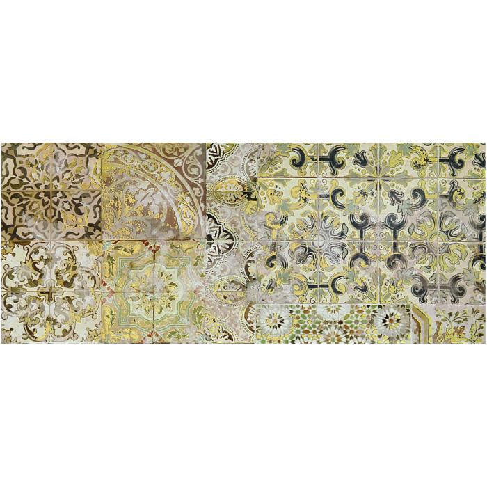 Плитка настенная GRACIA CERAMICA Patchwork beige decor 02 600х250