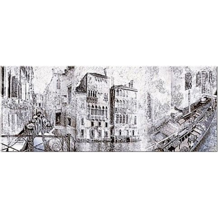 Декор AZORI Sfumato Grey Vistas 2 505х201