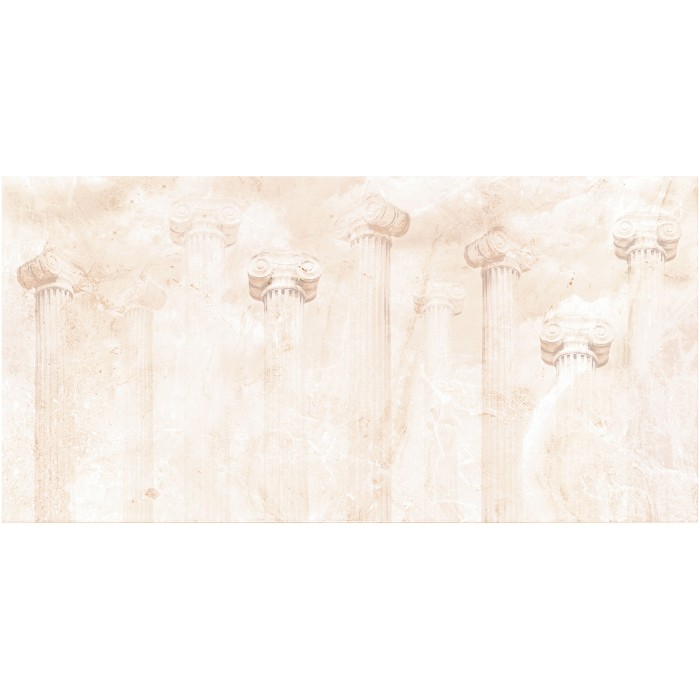 Декор Cersanit Petra 600x297 light beige PR2L302