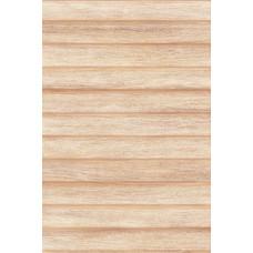 Плитка настенная CERSANIT Zenda 300x450 brown цоколь ZDN111