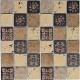 Мозаика из натурального камня Mystery 304х304