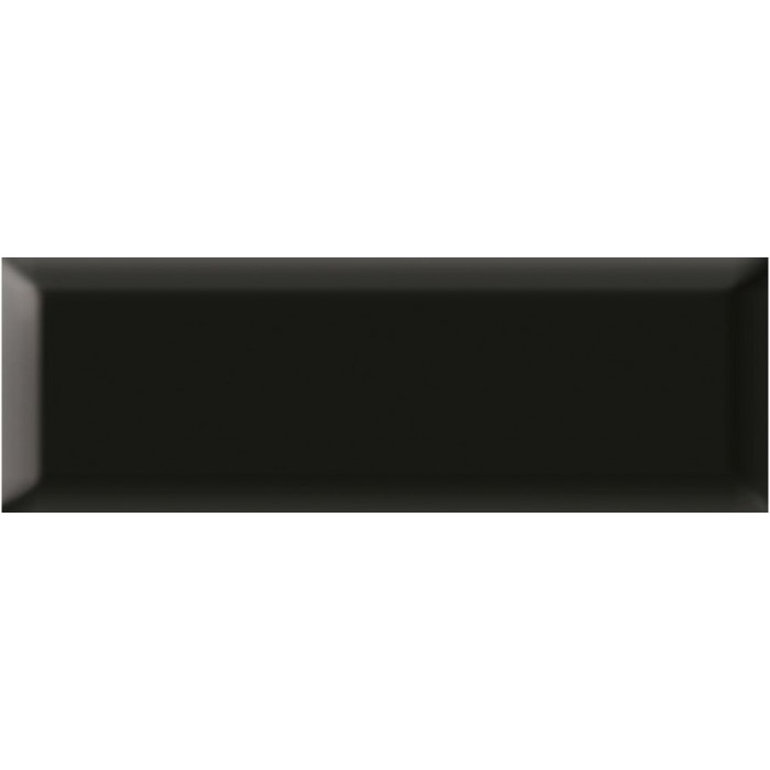 Настенная плитка Gracia Ceramica Metro black wall 01 100х300
